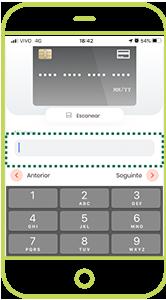 Siga as informações da tela, <br>preenchendo com os dados do<br> seu cartão ALELO REFEIÇÃO. <br>Depois, confirme o <br>pagamento e pronto!.